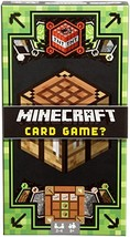 Mattel Games Minecraft Card Game - $15.99