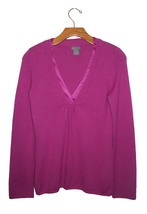 Ann Taylor Purple Wool Sweater - $6.99