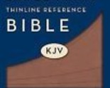 Bible kjv large print thinline reference imitation leather   large type thumb155 crop