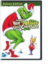 Dr. Seuss' How the Grinch Stole Christmas (Deluxe Edition) DVD