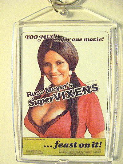 Supervixens keychain image 2010 ebay