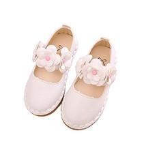 Baby Shoes Peas Shoes New Korean Girls Princess Shoes Soft Bottom image 3