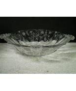 """Fostoria Chintz 9"""" Round Handled Vegi Bowl~~~htf~~~check it  - $29.95"""