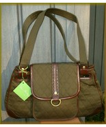 Vera Bradley LIMITED EDITION MIDDLETON ~FLAP SATCHEL~ NWT  - $71.25