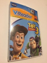 Vtech V.Reader Learning Book - Toy Story 3   BRAND NEW.   Free Shipping!! - $6.93