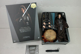 Hot Toys Movie Masterpiece 1/6 Scale Star Wars Anakin Skywalker Dark Sid... - $691.02