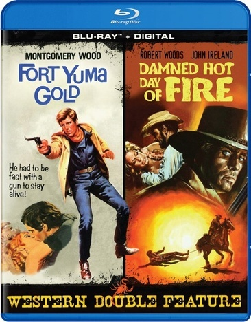 Fort Yuma Gold & Damned Hot Days If Fire (Double Feature) (Blu-ray/DVD)
