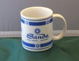 Defunct Sands Hotel 10 Oz Coffee Mug VGC - $6.00