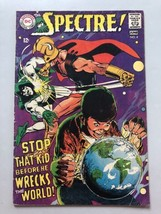 Spectre (1967 1st Series) #4 FN Fine - $24.75