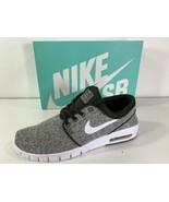 Nike SB Stefan Janoski Max Men's Skateboard Shoes 631303-312 Sequoia WGB... - $87.11