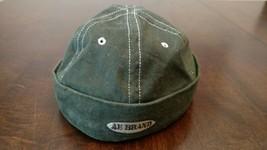 AE Brand American Eagle Vintage Brimless Cap Green - $8.60