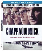 Chappaquiddick [Blu-ray+DVD+Digital, 2018]