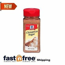 Cinnamon Sugar McCormick,Super Deal, 15 Ounce (Pack Of 1), Free Shipping - $9.73