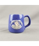 Mountain Harbor, Lake Ouachita, Arkansas Souvenir Onion Pottery Coffee M... - $11.84