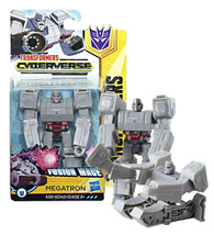 Transformers Cyberverse: Fusion Mace Megatron Scout Class New in Package - $9.88
