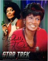 Nichelle Nichols Autographed Photo Star Trek COA 8 X 10 - $52.46