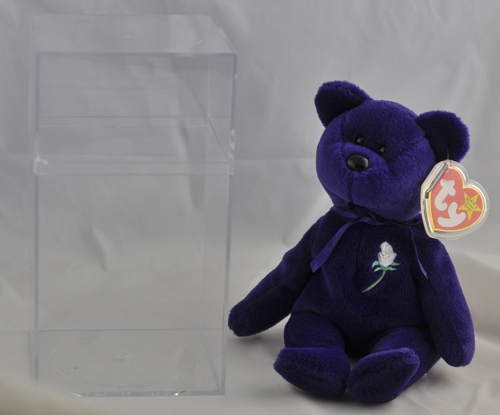 Princess Diana Limited First Edition 1997 Ty Beanie Baby