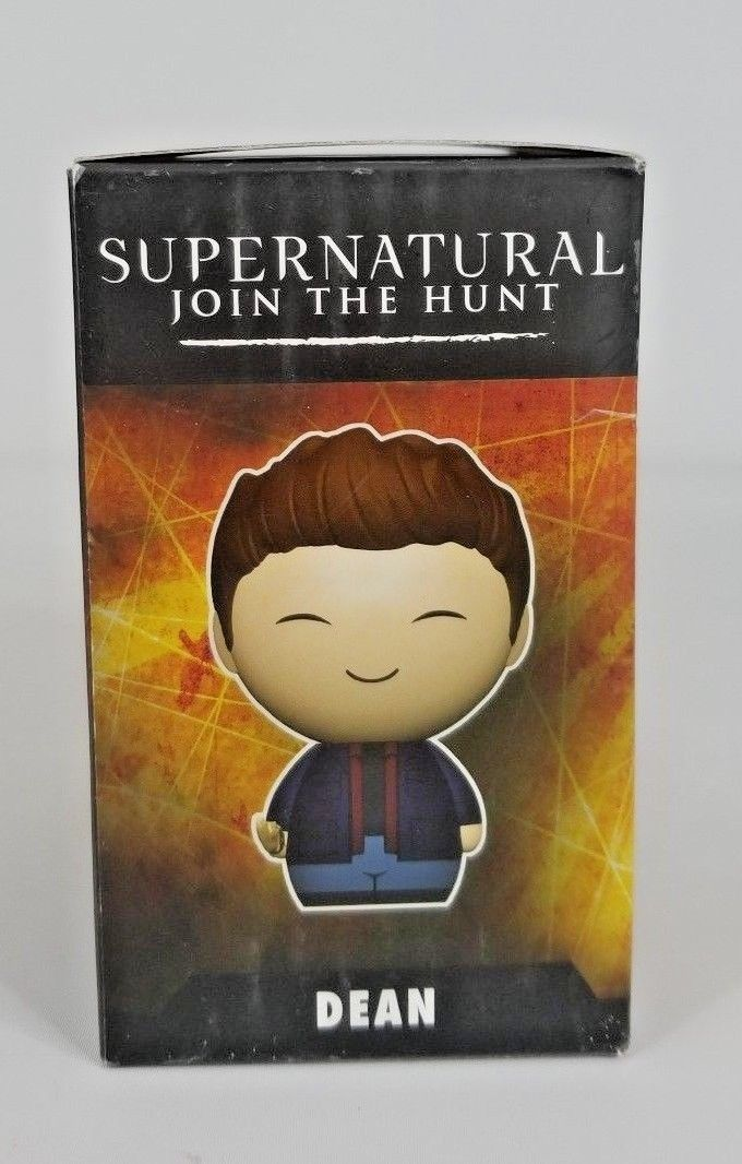 Supernatural Dorbz Funko Dean 076 New Damaged Box Vinyl Collectible