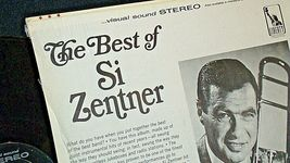 The Best of Si Zentner Record AA20-RC2103 Vintage image 6