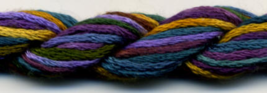 Freo 124 Silk Floss Dinky Dyes 8m (8.7yds) cross stitch embroidery  - $3.60