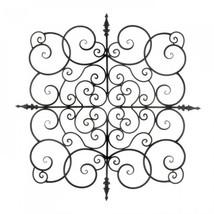 Square Fleur-de-lis Wall Plaque - $71.11