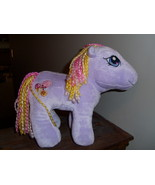 My Little Pony Yarn Hair plush Triple Treat - $7.00