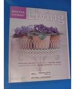 Magazine Martha Stewart Living May 2001 - $8.00