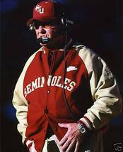 Bobby Bowden Florida State SA Vintage 8X10 Color Football Memorabilia Photo - $6.99