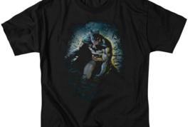 Batman T-shirt DC Comics The Dark Knight Superhero Graphic Tee BM1891 image 3