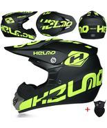 Off-road helmets downhill racing mountain full face helmet - $59.99