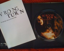 WRONG TURN presskit - $0.00