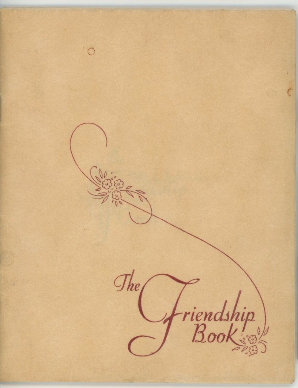 Friendshipbook