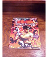 Tekken 5 Game Strategy Guide Book, for Playstation 2, PS2 - $7.95