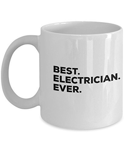 Electrician Mug - Coffee Cup - Electricians Gifts - Funny Gag Gift - For Men Or