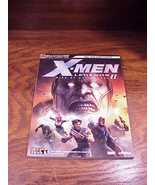 X-Men Legends II Rise of Apocalypse Strategy Guide Book  - $7.95