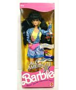 1990 Mattel All American Barbie w/ 2 Pairs of Reebok Shoes Kira Doll 942... - $129.99