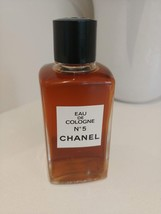 Chanel N°5 Eau de Cologne 4oz (120cc) Vintage Splash *New* - $139.84