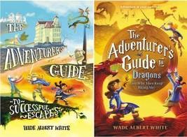ADVENTURER'S GUIDES by Albert Wade White Children's Fiction Hardcover Bo... - $32.99