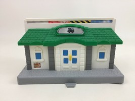Geotrax Tracktown Railway Talking Remote Station Toy Fisher Price 2003 A2 - $22.23