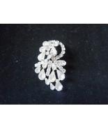 Woman's accessories and handbags - Vintage Rhinestone Jewelry - Brooch - $14.95