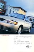 2003 Nissan SENTRA sales brochure catalog set box US 03 SE-R - $8.00