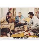 Newman's Law George Peppard Lobby Card No. 5 - $6.79