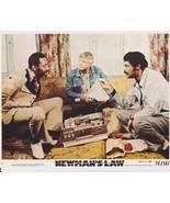 Newman's Law George Peppard Lobby Card No. 5 - $6.79