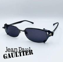 Jean Paul Gaultier Vintage Sunglasses Men's 56-0036 Basic Design Rare Used - $456.38