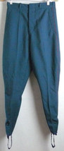 Gallifett Vintage Russian Soviet Army Officer Parade Uniform Trousers USSR - $13.86