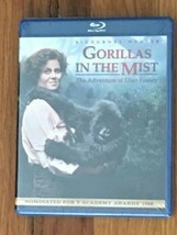 Gorillas in the Mist (Blu-ray) BRAND NEW / FACTORY SEALED - $7.40