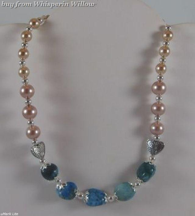 African turquoise necklace 1