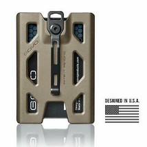 GOVO Badge Holder/Wallet - Durable Polycarbonate ID/Credit Holder, 4 Car... - $27.99