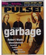 Pulse Magazine Garbatge Zapa Bowie Costello OOP... - $9.99