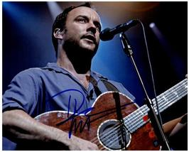 Dave Matthews Authentic Original Signed Autographed 8X10 Photo w/COA 2625 - $125.00